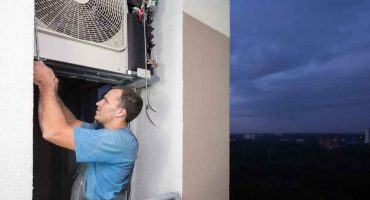 Window-air-conditioner-installation